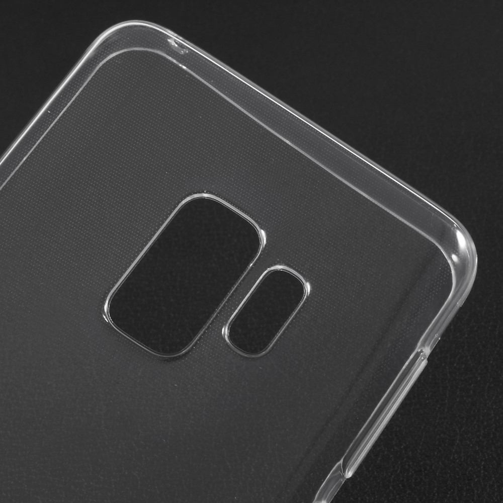 Image of   Samsung Galaxy S9 - Blødt TPU cover / etui - Transparent