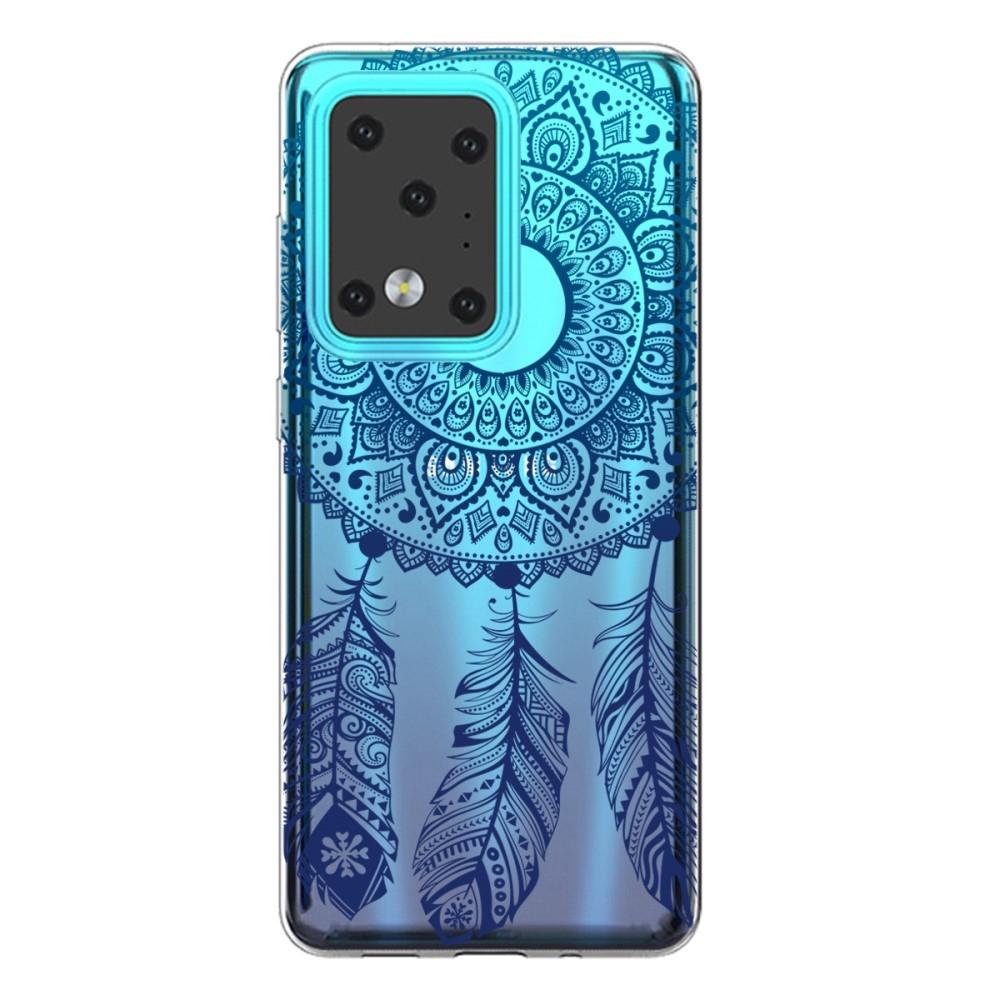 Billede af Samsung Galaxy S20 Ultra - Design gummi cover/etui - Drømmefanger