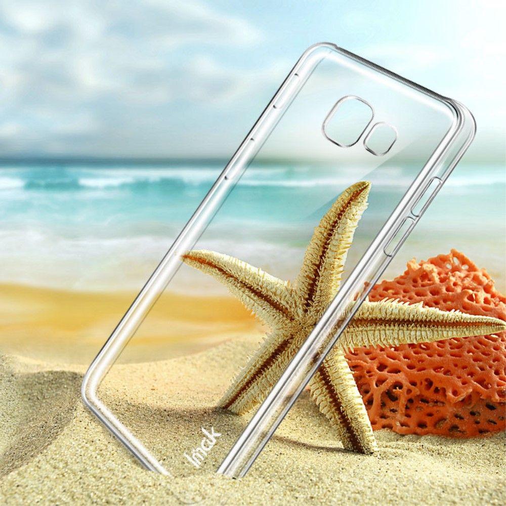 Image of   Galaxy A5 (2017) - IMAK Krystal klar hardcover