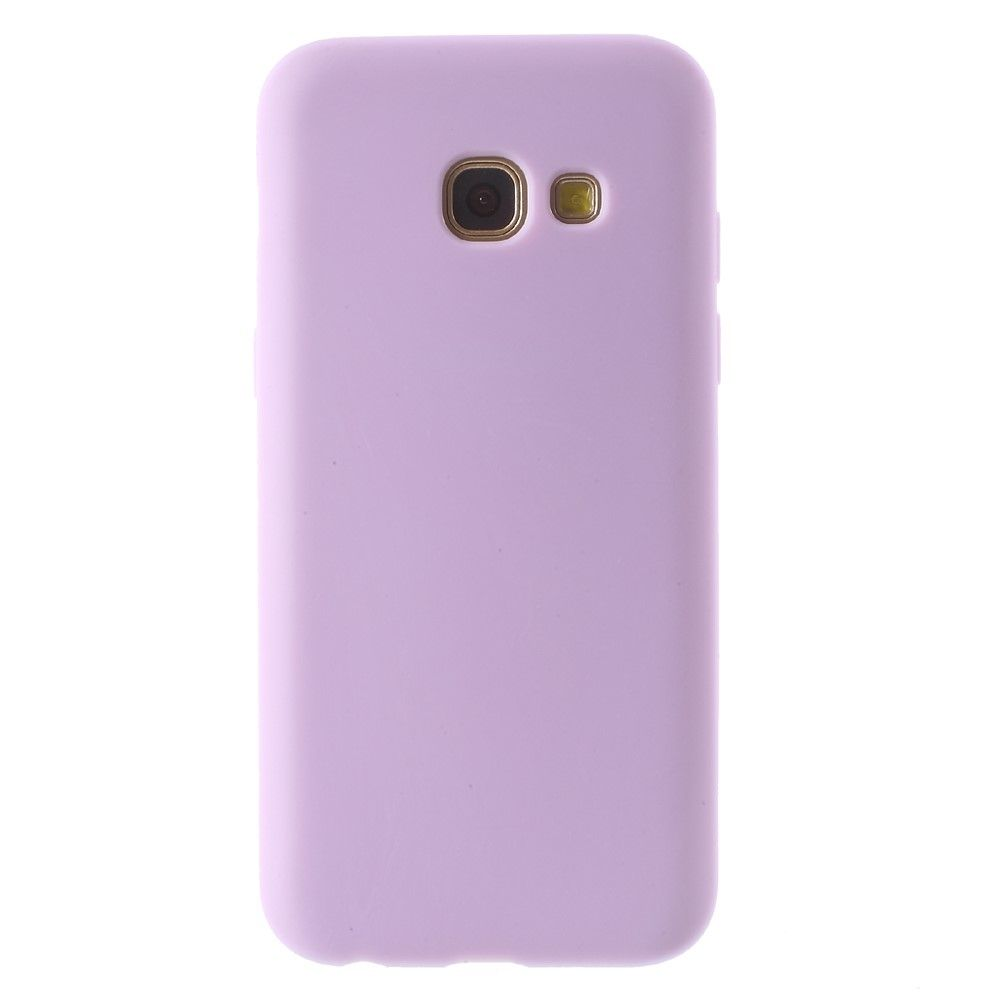 Galaxy A7 (2017) - TPU cover Fresh Design - Lilla