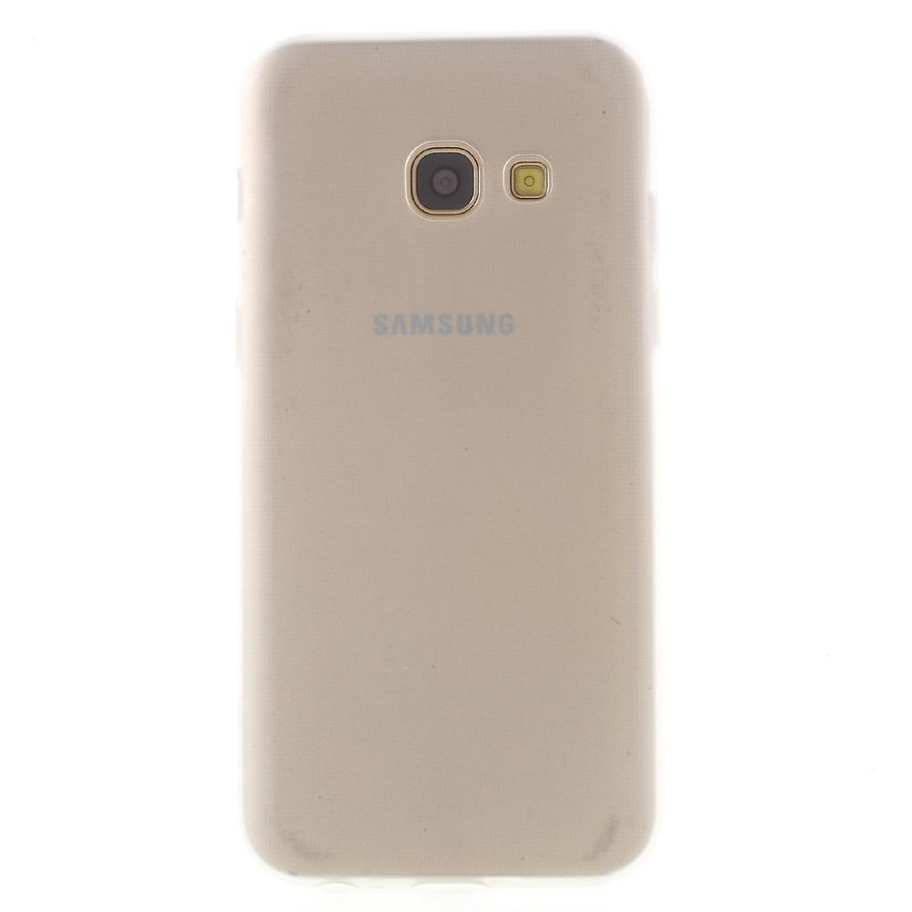 Galaxy A7 (2017) - TPU cover Fresh Design - Transparent