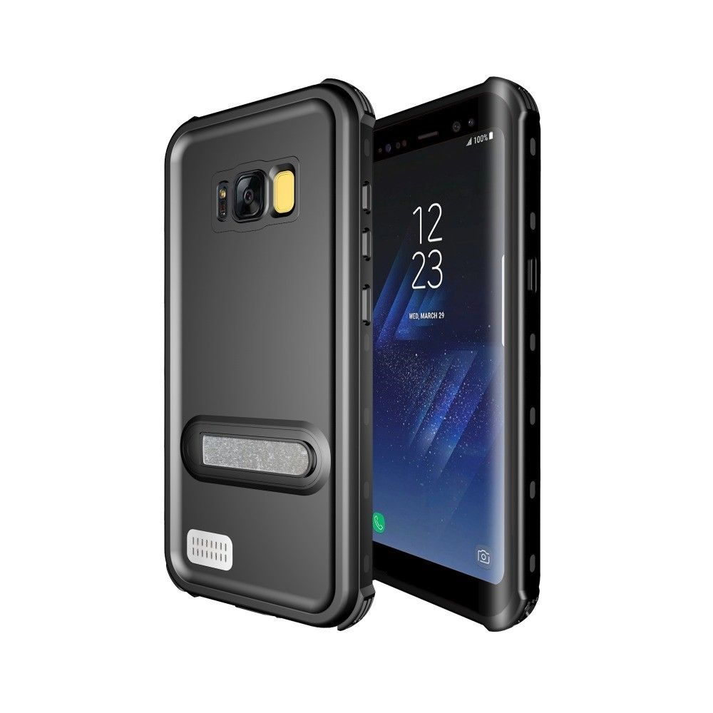 Image of   Galaxy S8 - REDPEPPER vandtæt cover - Sort
