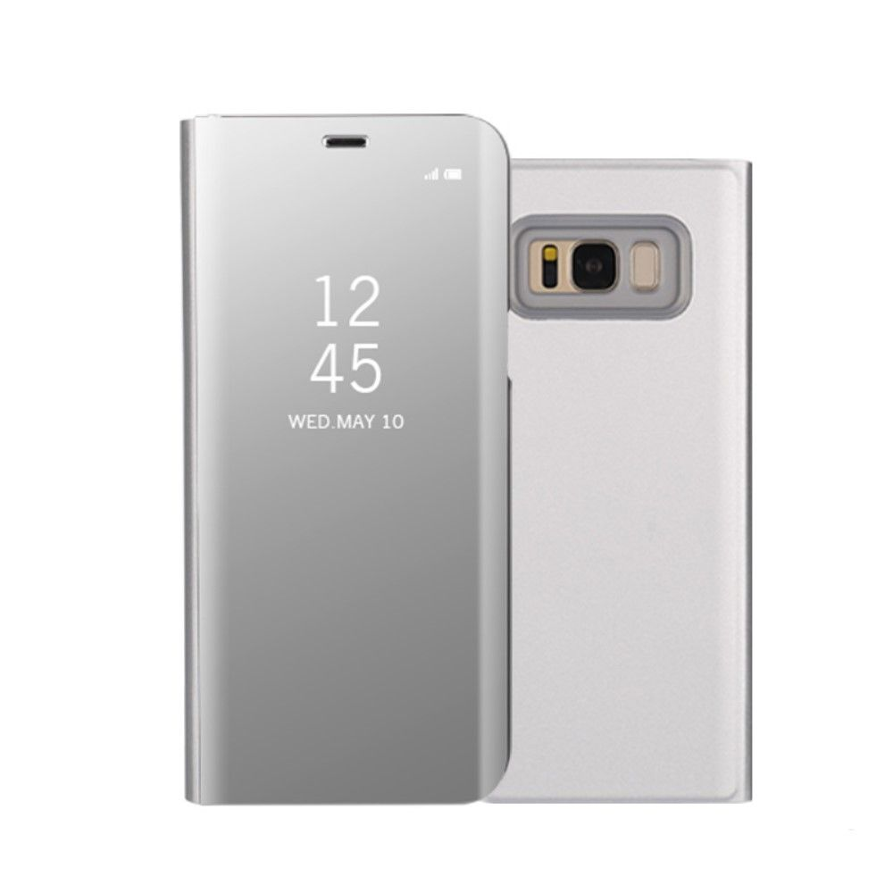 Image of   Galaxy S8 - Smart View Mirror cover - Sølv