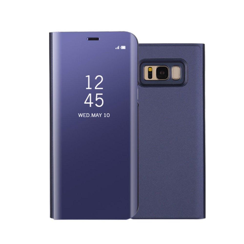 Image of   Galaxy S8 - Smart View Mirror cover - Lilla