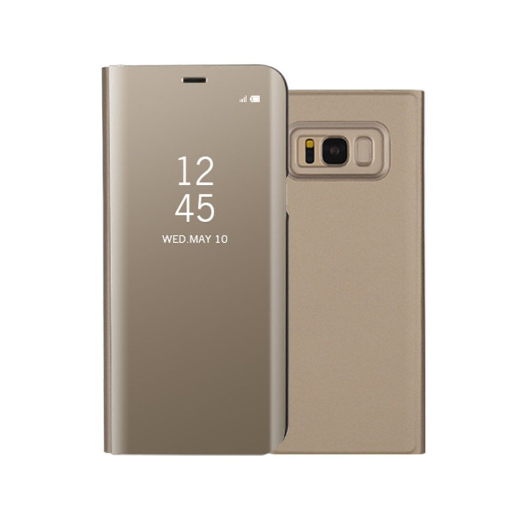 Image of   Galaxy S8 Plus - Smart View Mirror cover - Guld