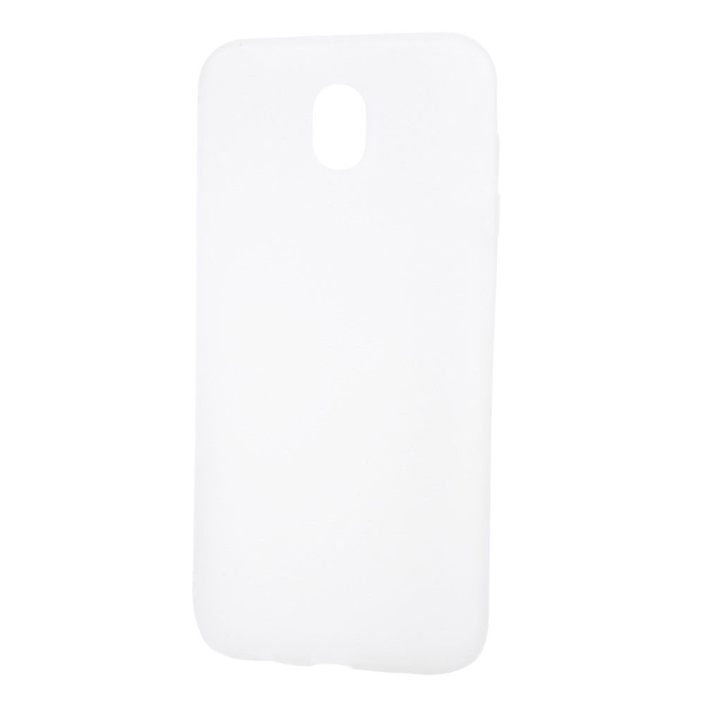 Image of   Galaxy J5 (2017) - TPU cover Frosted - Hvid
