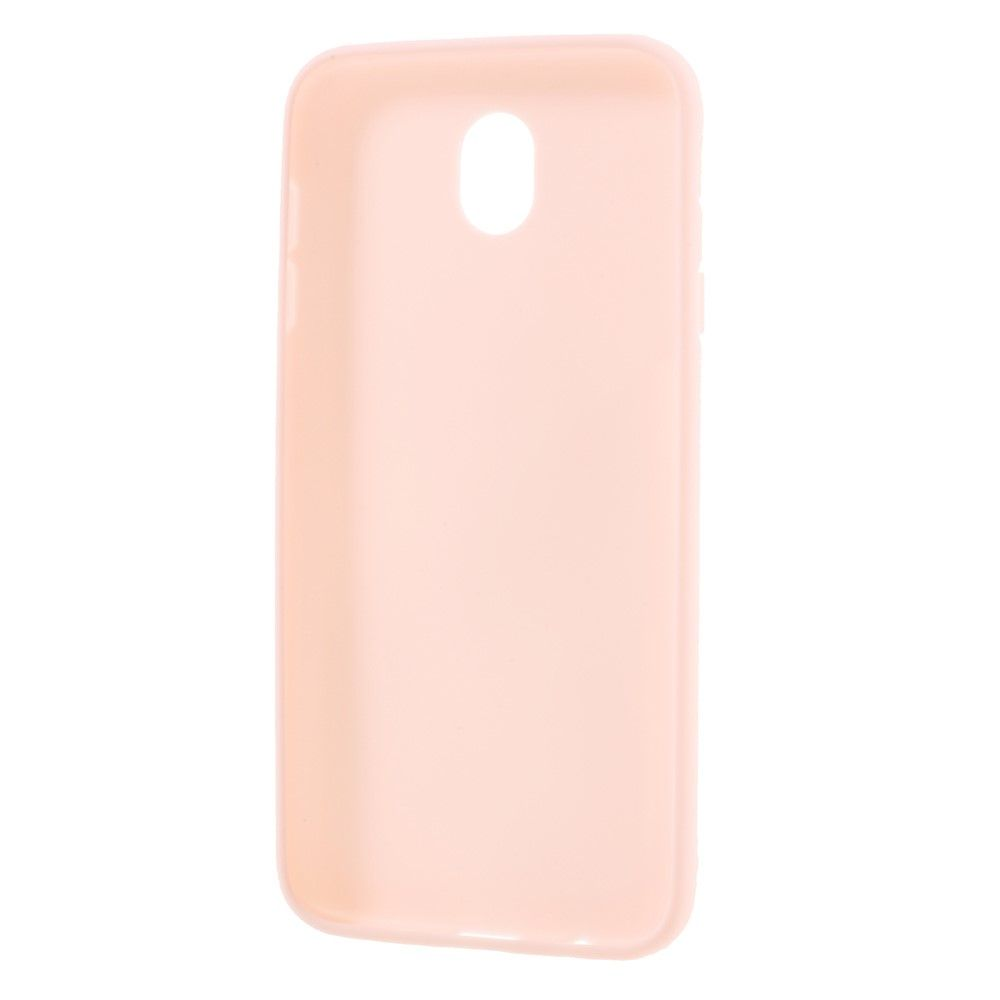 Image of   Galaxy J5 (2017) - TPU cover Frosted - Pink