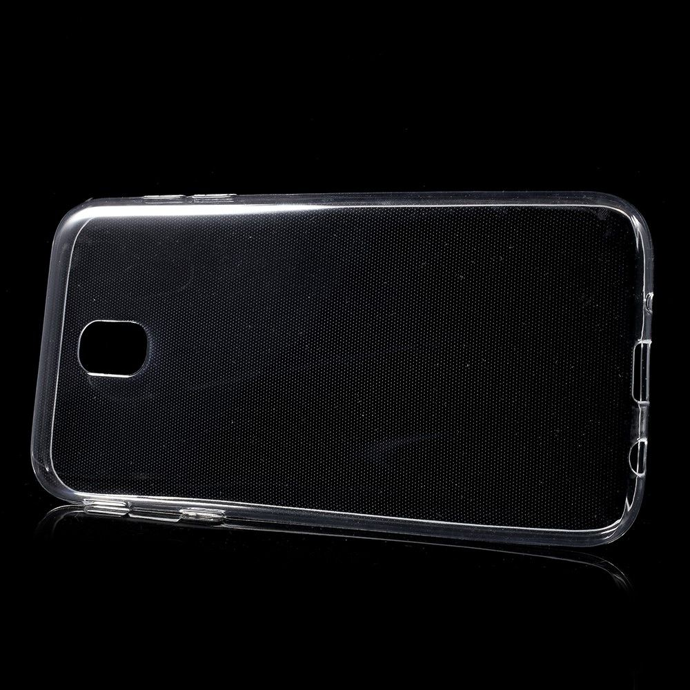 Image of   Galaxy J5 (2017) - TPU blødt cover ultratyndt - Transparent