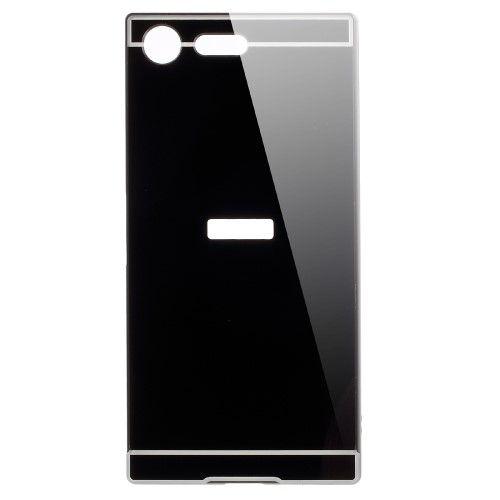 Image of   Sony Xperia XZ Premium - Hardcover i plastik/metal - Sort