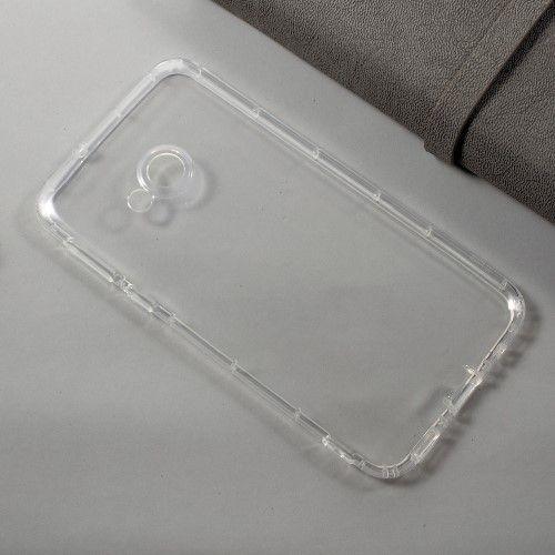 Image of   HTC U Play - TPU klart cover - Transparent
