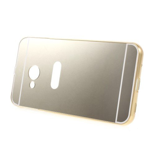 Image of   HTC U Play - Bumper slide on metal - Guld
