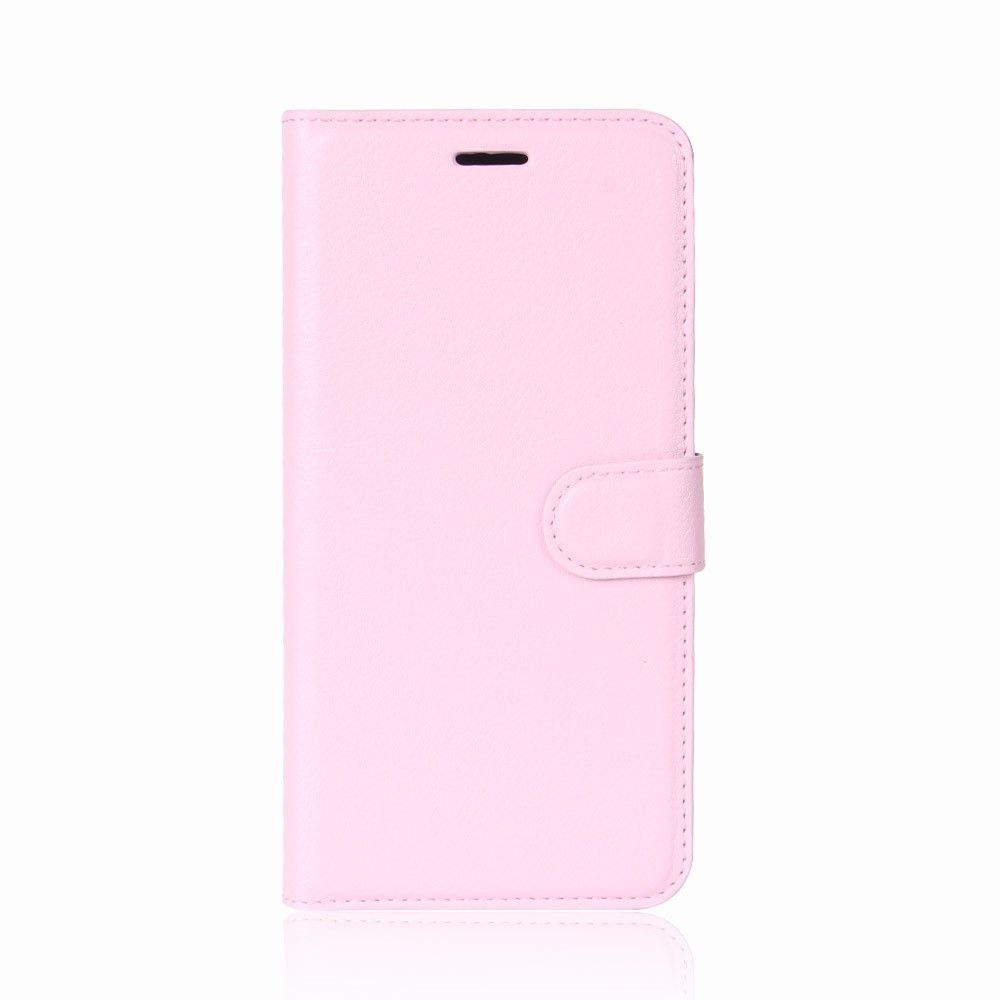 Image of   HTC U11 - læder cover / pung - Pink