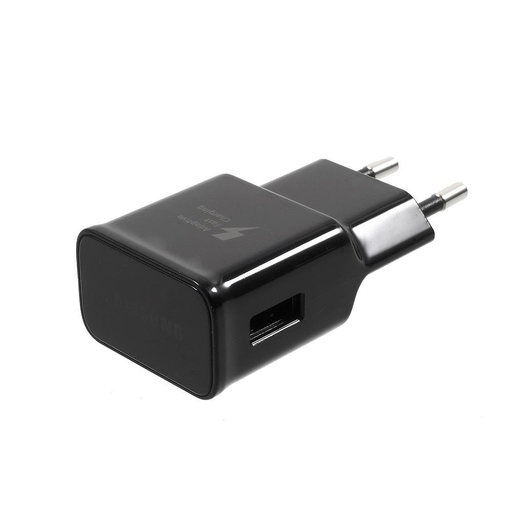 Image of   USB adapater/oplader - Sort