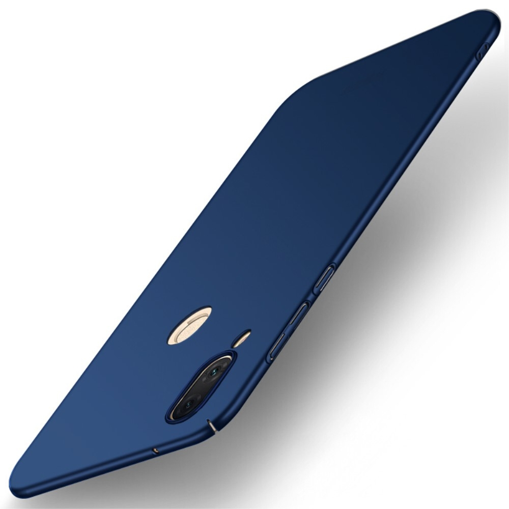 Image of   Huawei P20 Lite - MOFI Shield Frosted Hard cover - Blå