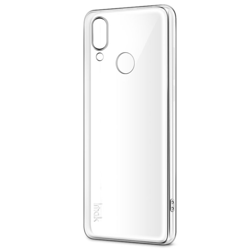Image of   Huawei P20 Lite - IMAK Stealth Clear gummi cover m/skærmbeskytter