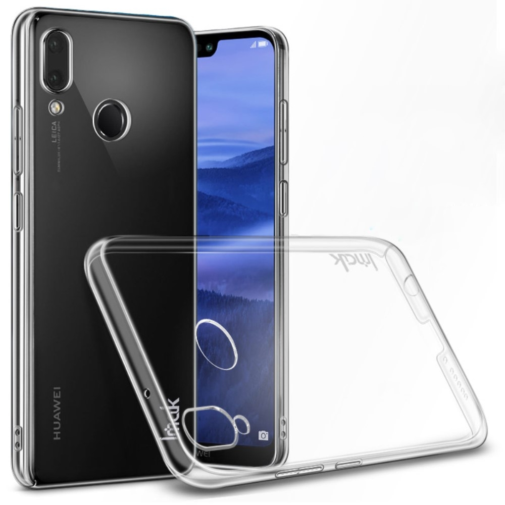 Image of   Huawei P20 Lite - IMAK Crystal Clear Hard cover