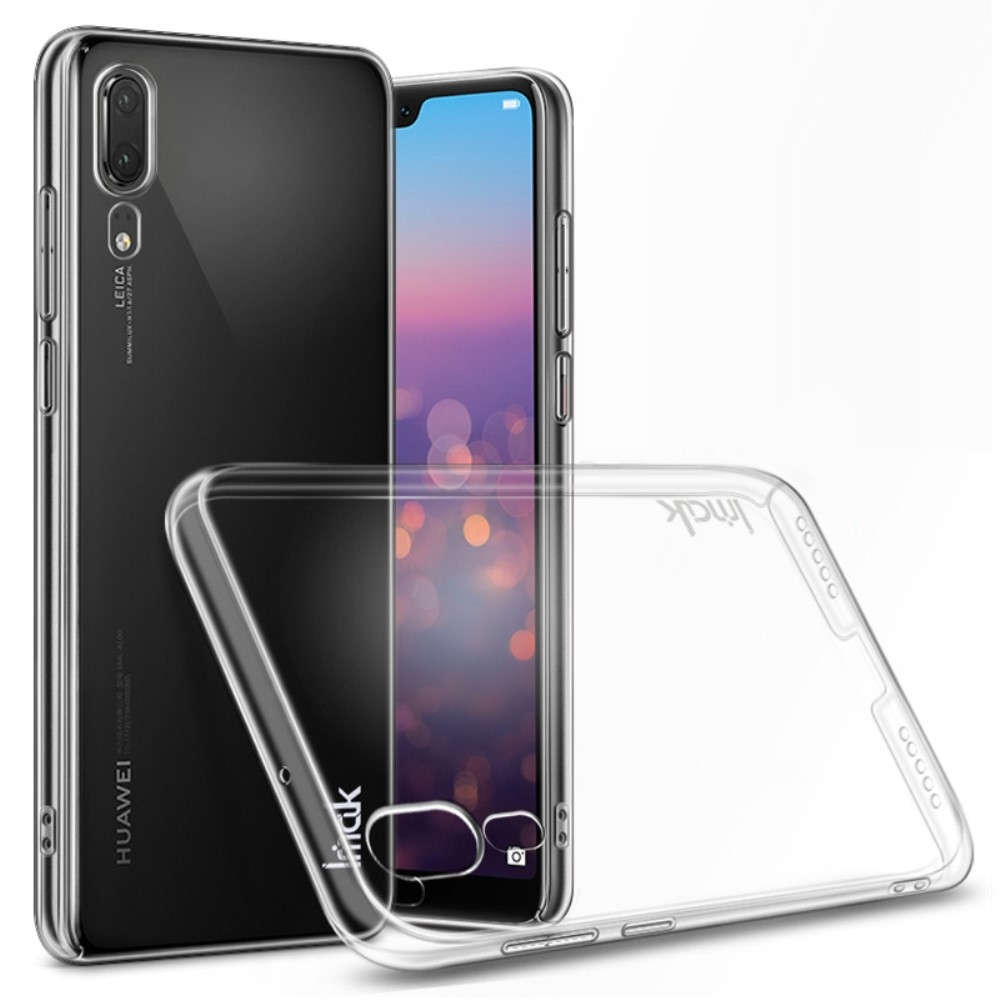 Image of   Huawei P20 - IMAK Crystal clear Hard cover