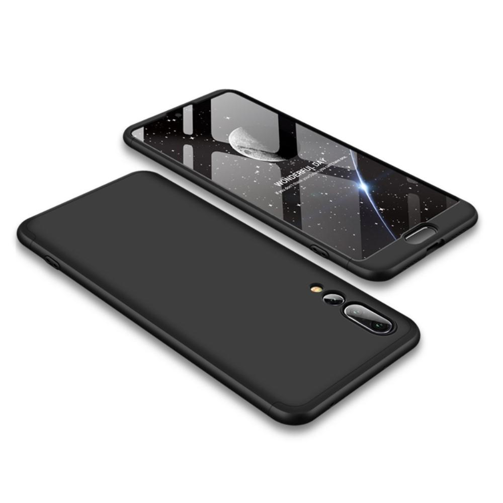 Image of   Huawei P20 Pro - GKK Hardcover m/aftagelig design - Sort