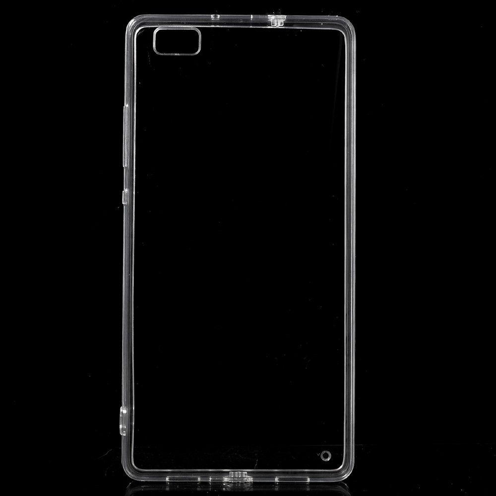 Image of   Huawei P8 Lite - Krystal klar hybrid cover