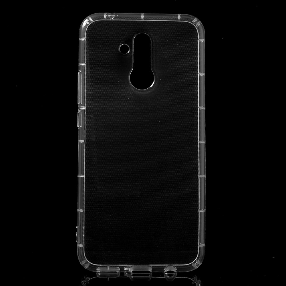 Image of   Huawei Mate 20 Lite - Crystal Clear gummi cover - Transparent