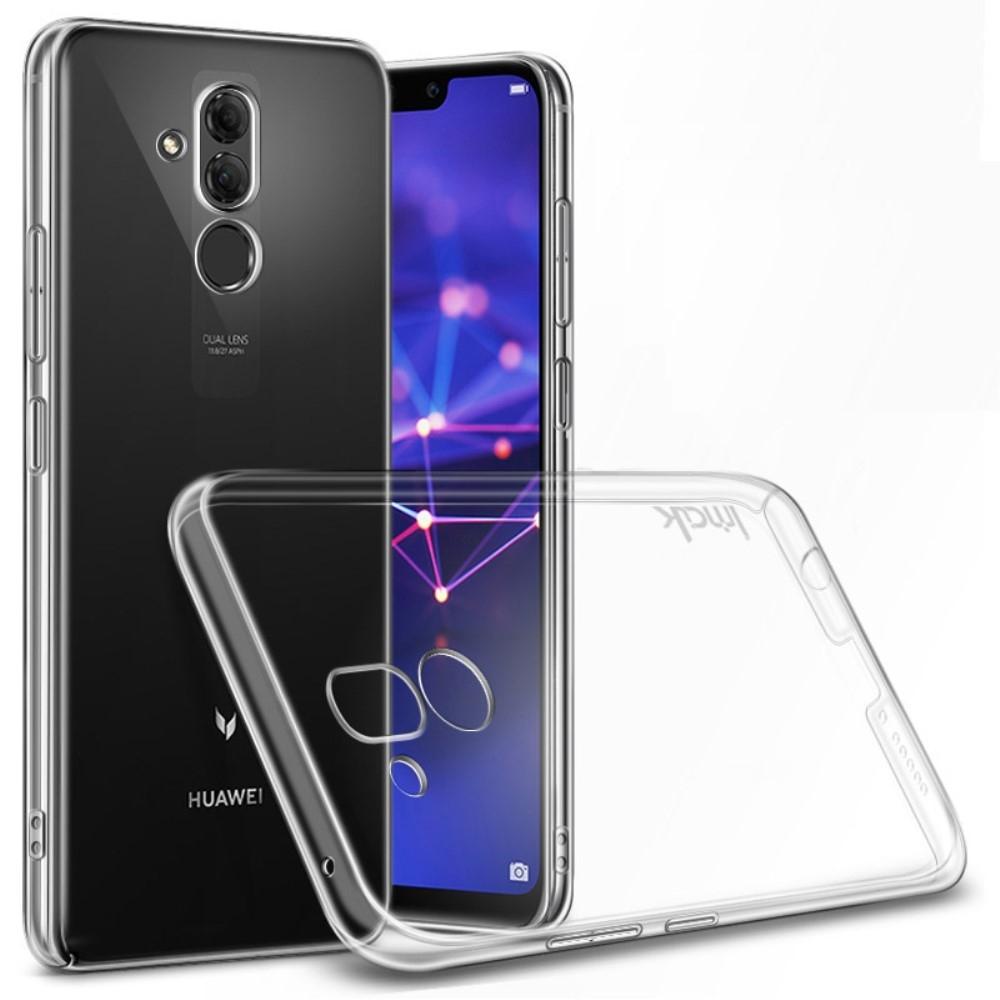 Image of   Huawei Mate 20 Lite - IMAK Crystal Clear Hard cover inkl. Skærmbeskytter