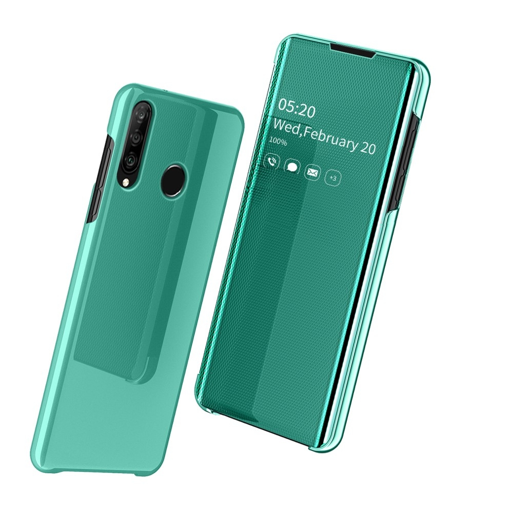Billede af Huawei P30 Lite - Mirror View Window cover - Grøn