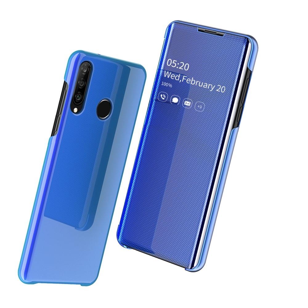 Billede af Huawei P30 Lite - Mirror View Window cover - Blå
