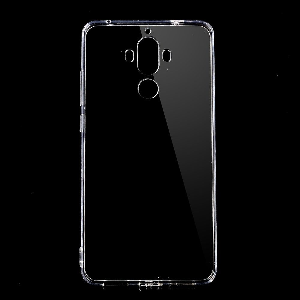 Huawei Mate 9 - TPU + pc cover - Transparent