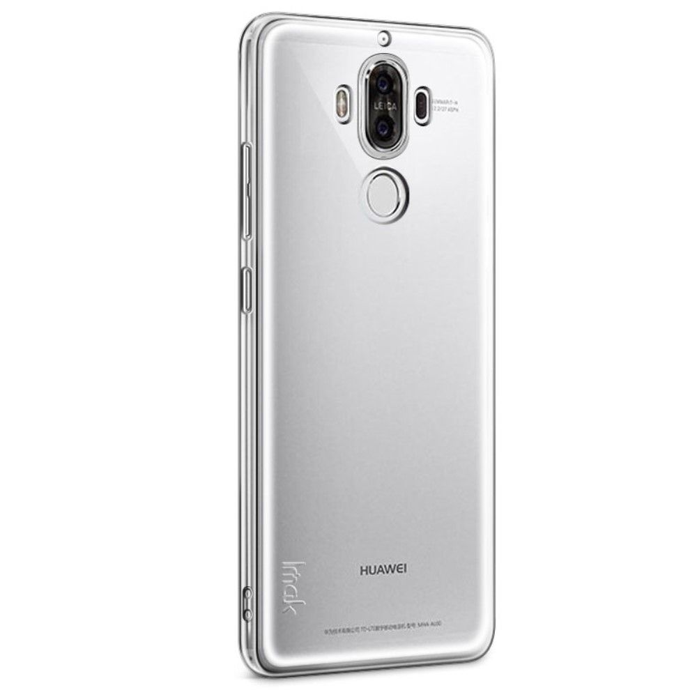 Image of   Huawei Mate 9 - TPU klart cover IMAK inkl. beskyttelsesfilm
