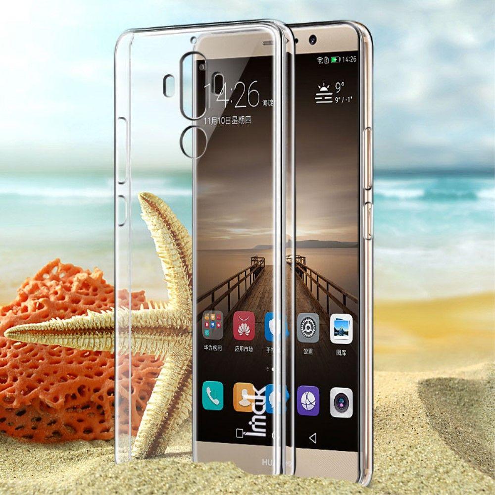 Image of   Huawei Mate 9 - IMAK krystal klar hardcover