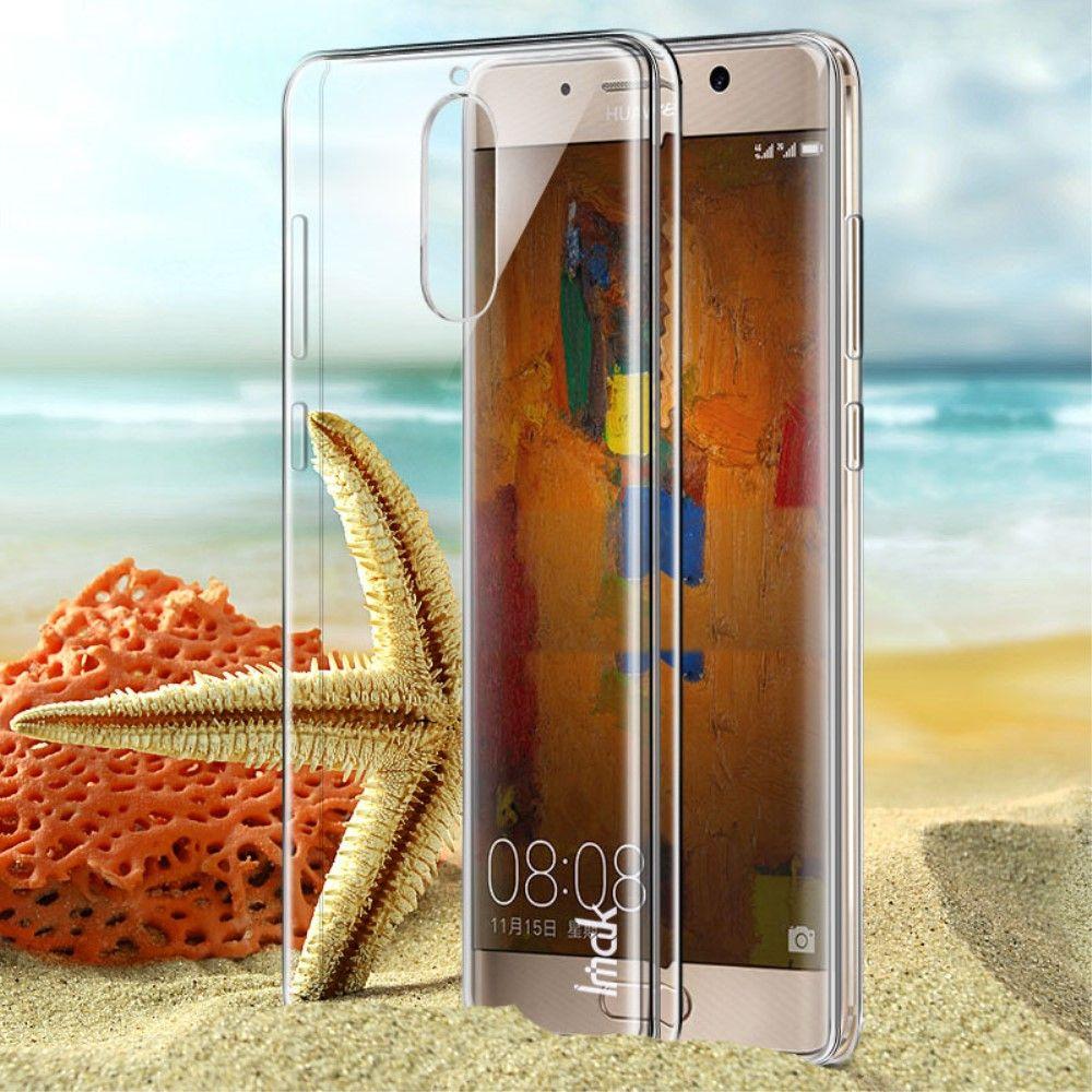 Image of   Huawei Mate 9 Pro - IMAK krystal klar hardcover