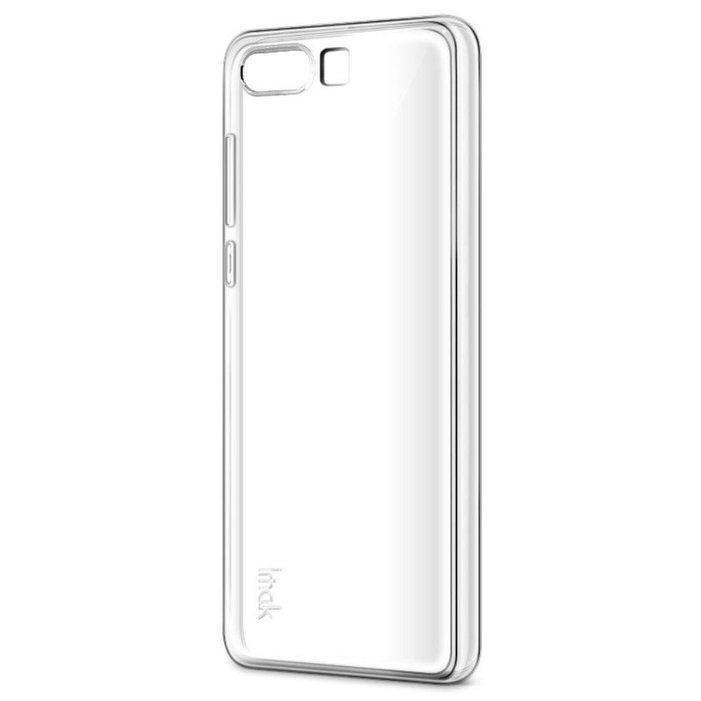 Huawei P10 Plus - TPU blødt cover IMAK Stealth - Gennemsigtig