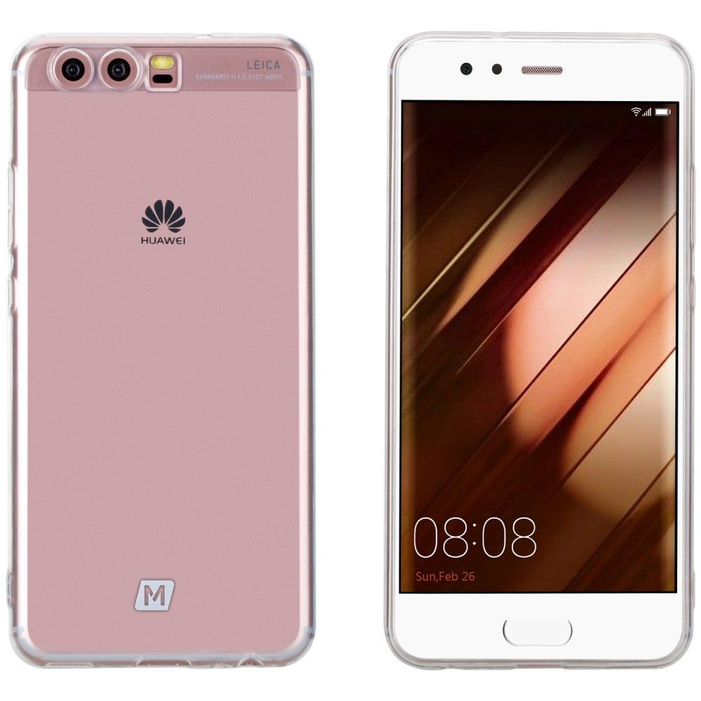 Image of   Huawei P10 Plus - TPU cover ultratynd 0,6 mm. MOMAX - Gennemsigtig