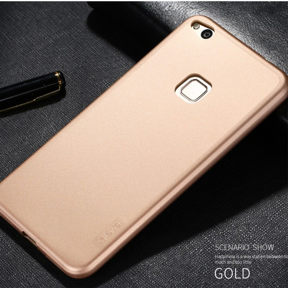 Image of   Huawei P10 Lite - X-LEVEL Guardian TPU cover - Guld