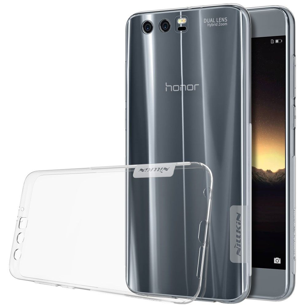 Huawei Honor 9 - NILLKIN Nature blødt TPU cover - Transparent