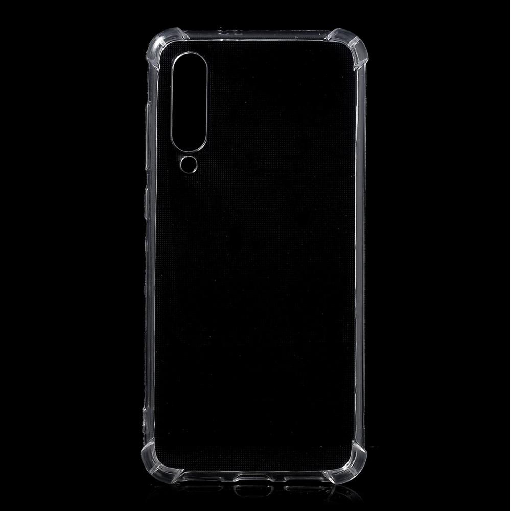 Xiaomi Mi 9 SE - Gummi cover / etui - Transparent