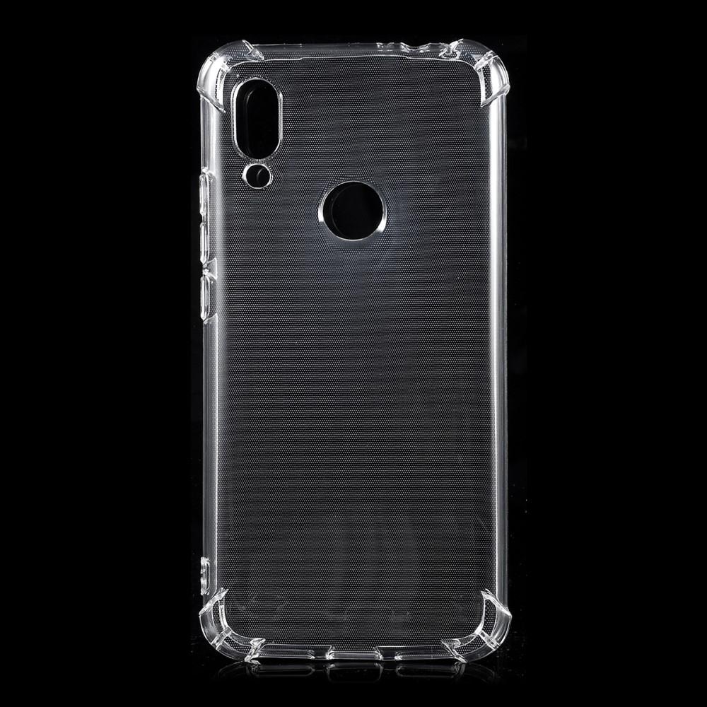 Xiaomi Redmi 7 - Shockproof gummi cover - Transparent