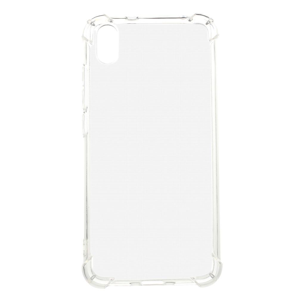 Xiaomi Redmi 7A - Shockproof gummi cover/etui - Transparent