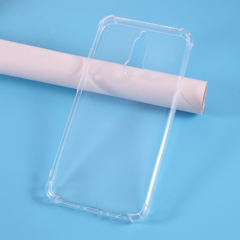 Xiaomi Redmi 8 - Shockproof gummi cover - Transparent