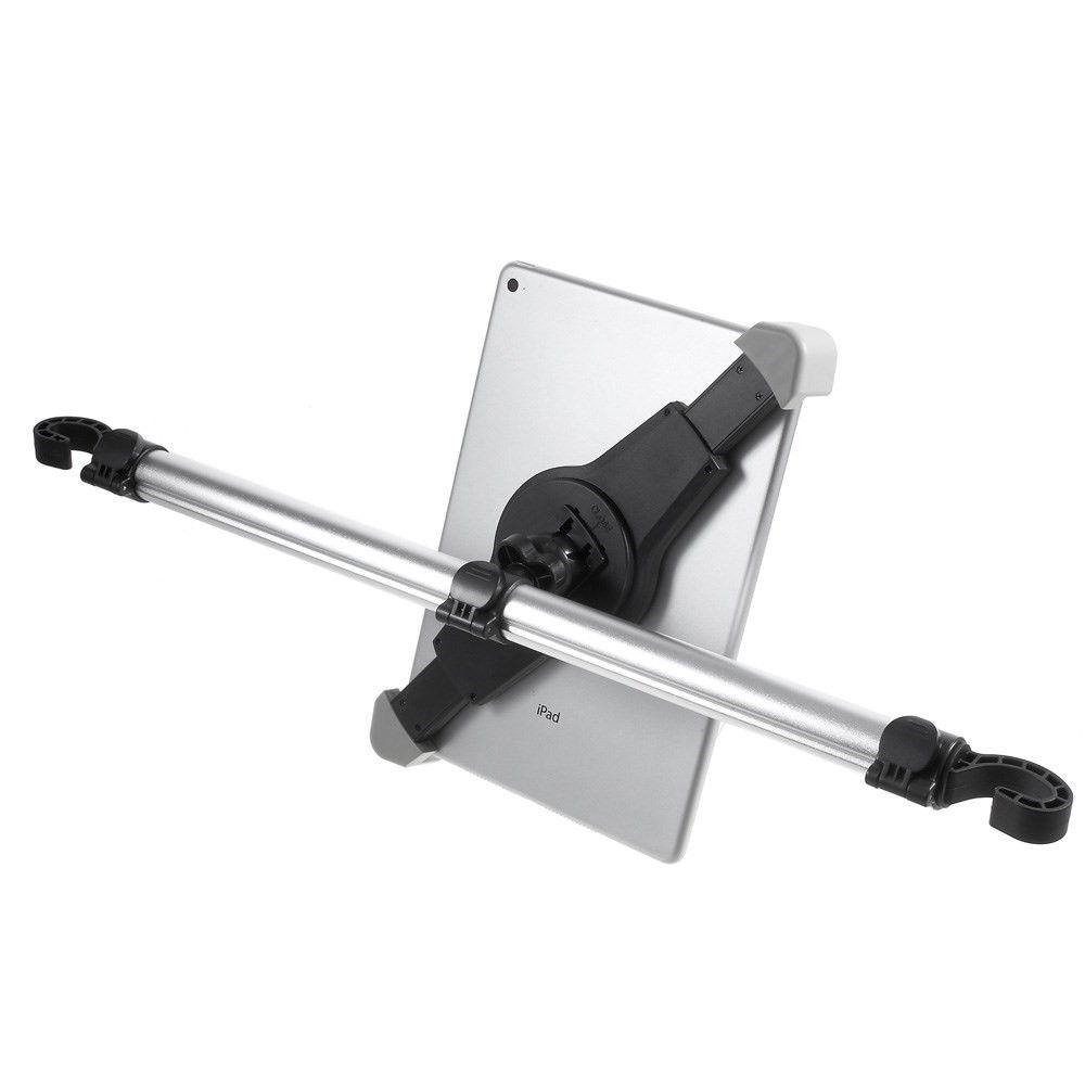 Universal iPad/Tablet roterbar nakkestøtte bilholder
