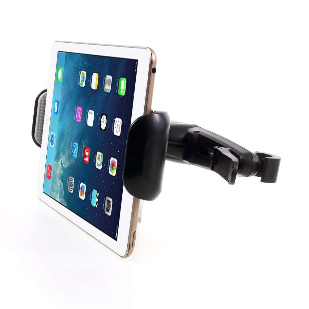 "Image of   iPad/tablet holder 7-15"" til nakkestøtte i bil - Sort"