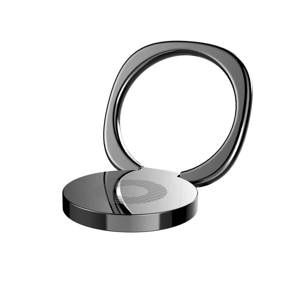 Image of   BASEUS - Finger Grip Holder - Smart Design - Sort