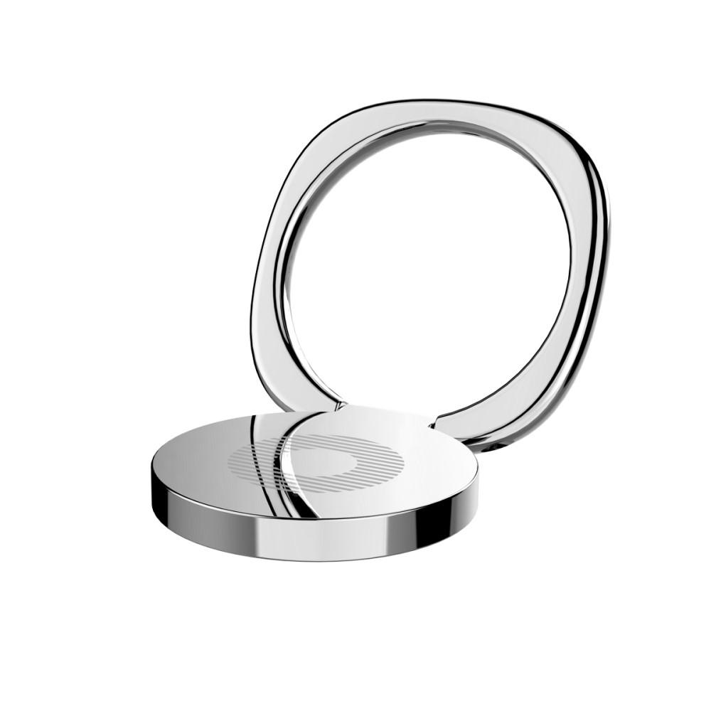 Image of   BASEUS - Finger Grip Holder - Smart Design - Sølv