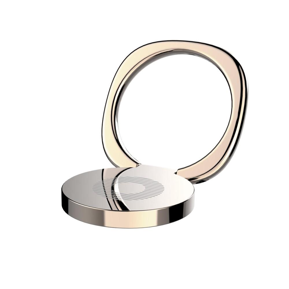 Image of   BASEUS - Finger Grip Holder - Smart Design - Guld
