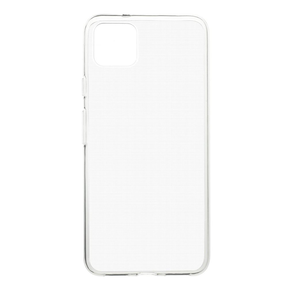 Google Pixel 4 - Shockproof gummi cover - Transparent