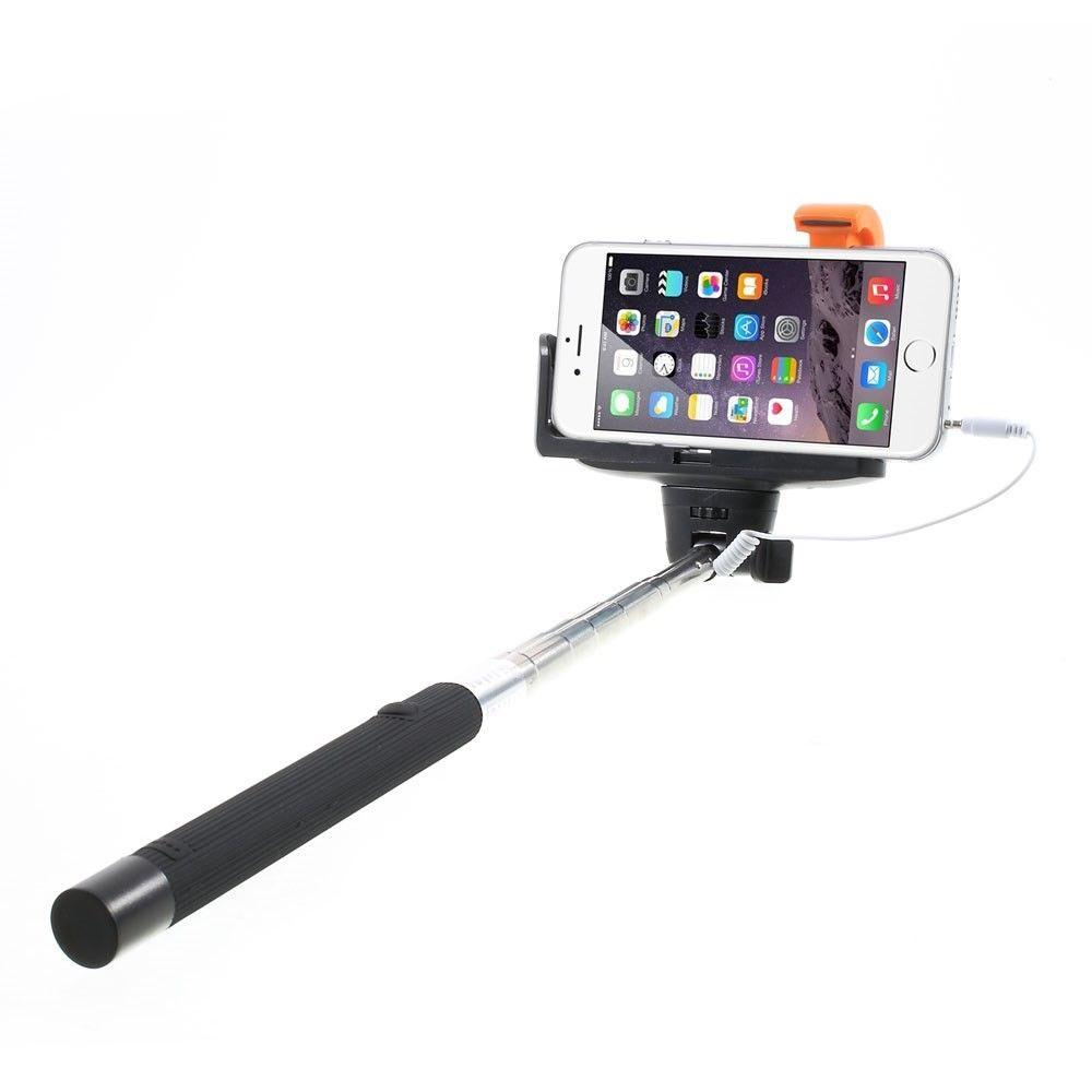 Billede af Selfiestick - KJSTAR med udtræk og justerbar holder