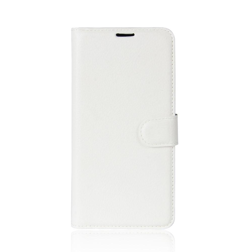 Image of   Asus Zenfone 4 Max ZC554KL/ Max Pro - Læder cover / pung - Hvid