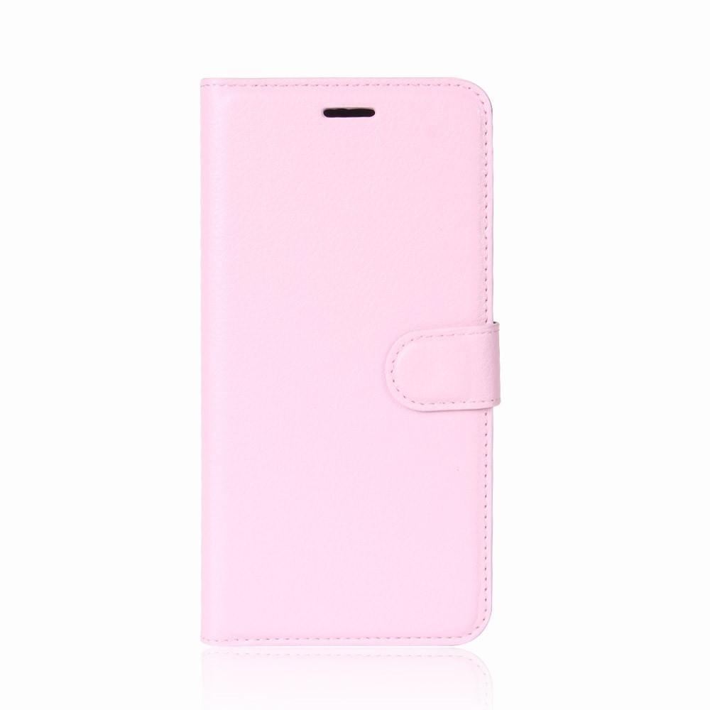 Image of   Asus Zenfone 4 Max ZC554KL/Max Pro - Læder cover / pung - Pink