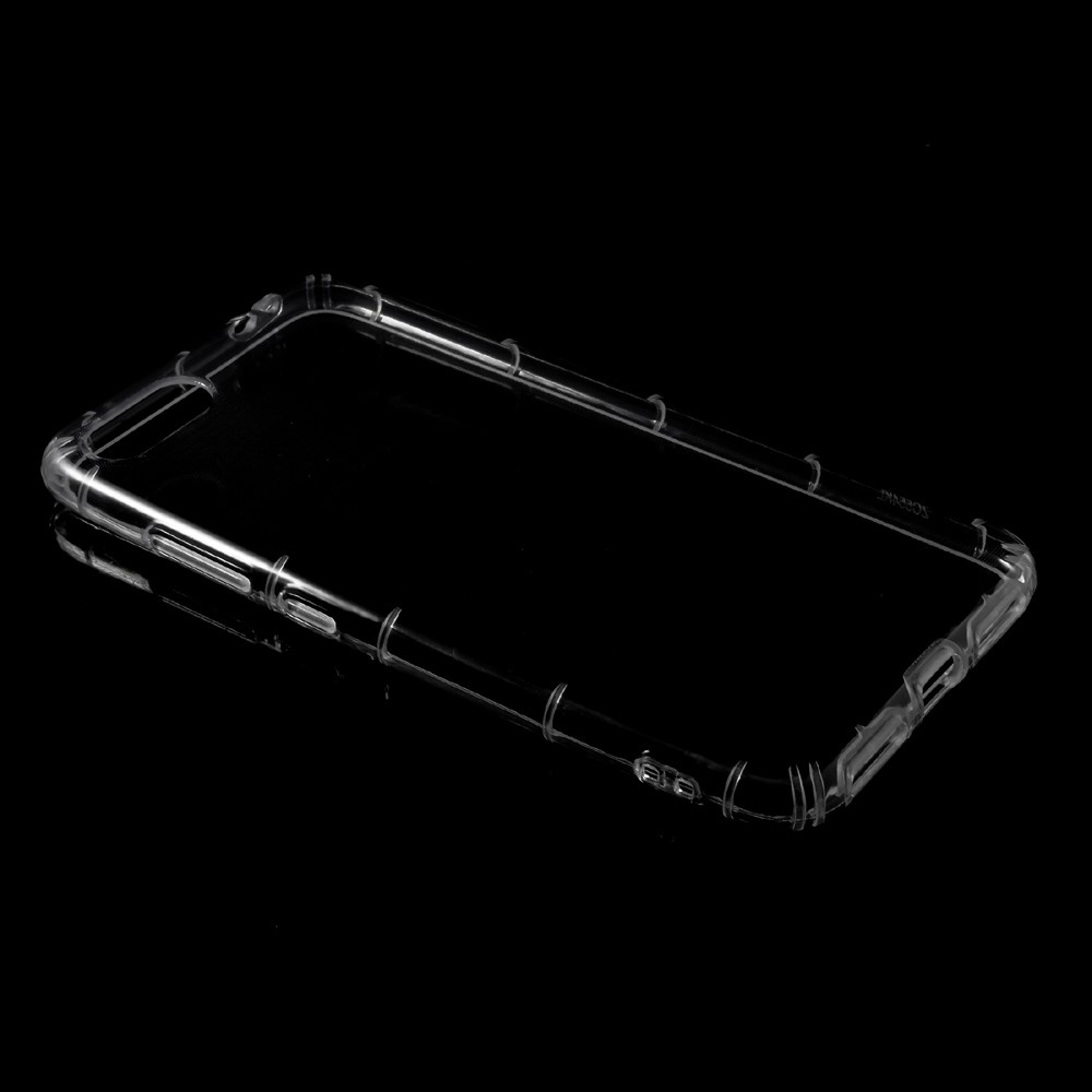Image of   Asus Zenfone 4 Max ZC554KL/ Max Pro - Shockproof klart gummi cover / etui