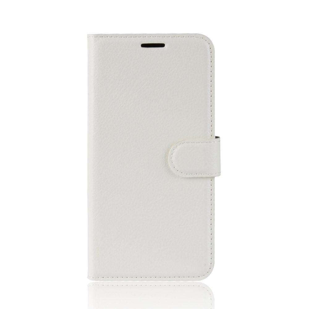 Image of   Asus Zenfone 6 ZS630KL - Læder cover / pung - Hvid